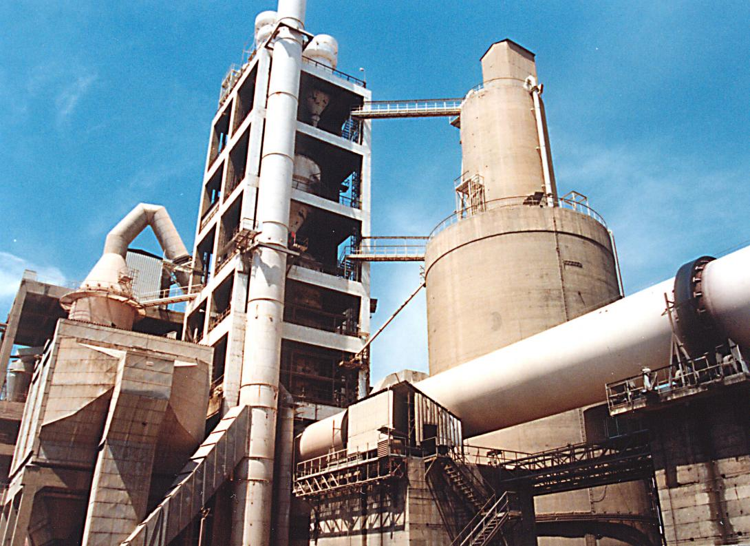 World S Largest Cement Plant : Our company halyps cement